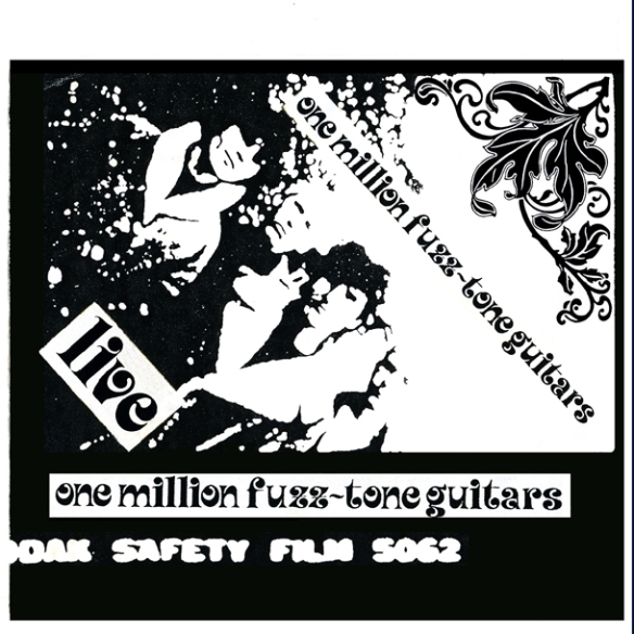 One Million Fuzztone Guitars Live 1984
