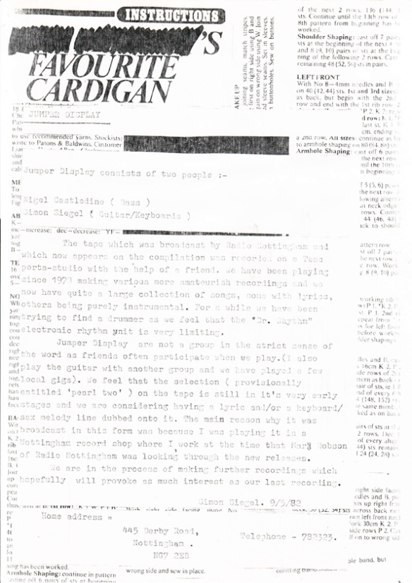IMG_0006 Favourite Cardigans